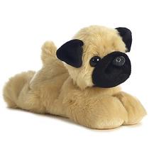 Pug Perro Flopsie Oso Peluche Aurora Importado