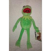 Muppets Rana Rene De Peluche
