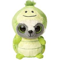 Oso Lemur Yoohoo Difraz Tortuga Peluche 15 Cm Aurora
