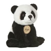 Panda Oso Miyoni Hecho A Mano Peluche Aurora Importado