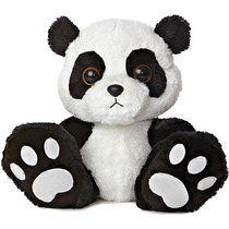 Oso Panda Paton Taddle Toes Oso Peluche Aurora Importado