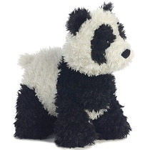 Oso Panda Peluche 35 Cm Aurora Beauchamp