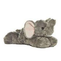 Elefante De Peluche Aurora Mini Flopsie