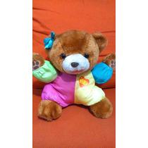 Osita Peluche Remco Teddy Twinkle Tunes 26cm Luces Y Sonidos