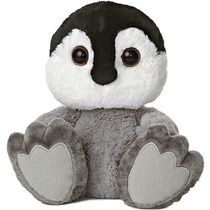 Pinguino Paton Taddle Toes Oso Peluche Aurora Importado