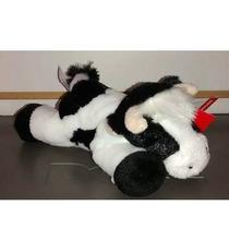 Vaca De Peluche Aurora Mini Flopsie
