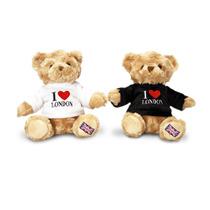 Londres Peluche - Oso Amor Me 18cm Niños Peluche Teddybear