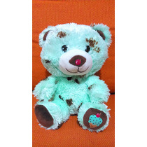 Build A Bear Workshop Osito Smallfrys Mint Chip Edición Ltda