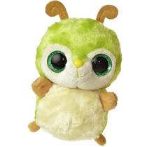 Oso Lemur Yoohoo Oruga Peluche Con Sonido 15 Cm Aurora