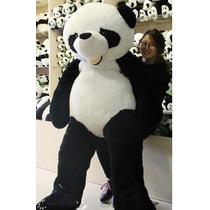 Oso Panda Jumbo Peluche Gigante Promocion 1.80 Mts Alto