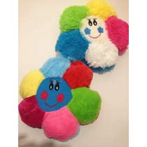 Peluches Mayoreo Flores