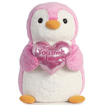 Pinguino Flopsie Gigante 80 Cm Oso Peluche Aurora Importado