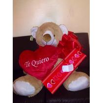 Oso ,chiocolates,corazon Para Este 14 De Feb $1600.00