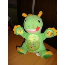 Paquete Dinosaurio Y Gusano Musical Didacticos Leap&frog