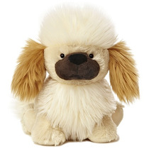Perro Pekines Wuff And Friends Oso Peluche Aurora 32 Cm