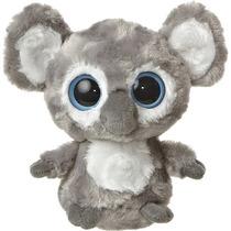 Oso Lemur Yoohoo Koala Peluche Con Sonido 15 Cm Aurora