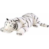 Tigre Blanco Cuddlekins Suave Y Realista 30 Pulgadas 76 Cm
