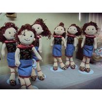 Muñecas De Trapo Cada Una A Escojer $98.00 Ndd