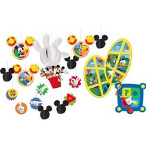 Kit De Transformación 1 X Mickey Mouse Clubhouse De Habitaci