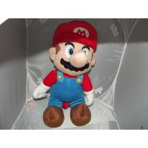 Peluche Mochila Grande De Mario Bros