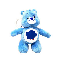 Care Bears 6.5 Pulgadas Plush Backpack Clip - Gruñón Del Oso