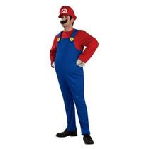 Super Mario Brothers Deluxe Mario Vestuario