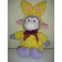 Peluche Borreguito Vestido De Conejo 60cm