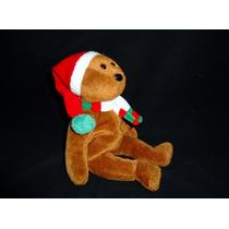 Holiday Teddy El Oso, Ty Edición 2008 Retirado