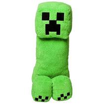 Minecraft Creeper Felpa Con Sonido