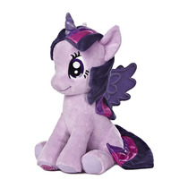 My Little Pony 10 Sentados Princesa Twilight Sparkle