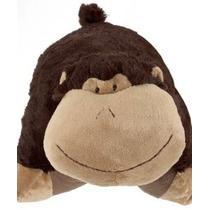 Mi Mascota Almohada Tonto Mono - Grande (brown)