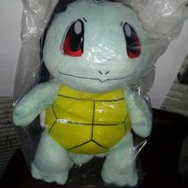 Excelente Peluche Mochila De Pokemon Squirtle