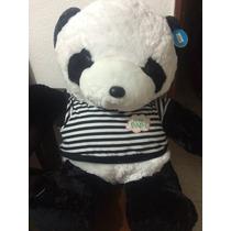 Oso Panda Peluche Gigante A Domicilio Df!
