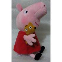 Peluche Peppa Pig - Marca Ty - Beanie Babies