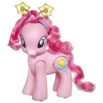Peluche My Little Pony Caminando Figura Hablar Pinkie Pie