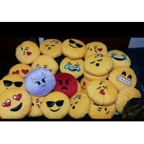 Emoticon Cojín, Emojis, Peluche, Emoticones