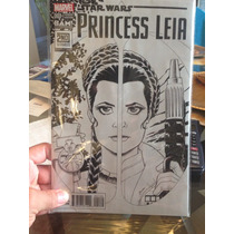 Star Wars Princess Leía Portada Variante De Conner Exclusiva