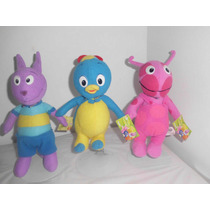 Backyardigans Serie 3 Personajes $490.00 Who