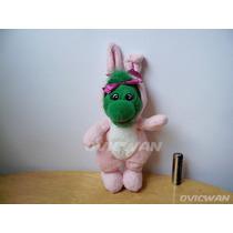 Peluche Baby Bop Con Disfraz De Conejo 20 Cm Barney Pce65