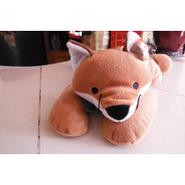 Peluche Foxy Ty Beanie Babies The Pillow Pls Collection