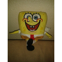 Spongebob Squarepants Bob Esponja Peluche /19 Cm/2006 Viacom