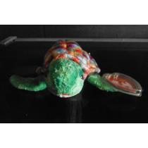 Peluche Tortuga Zoom Turtle Ty Beanie Babies Juguete Mar Sea