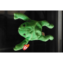 Peluche Rana Legs Ty Beanie Babies Frog Toad