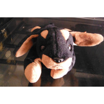 Peluche Perro Doby Rottweiler Dog Ty Beanie Babies