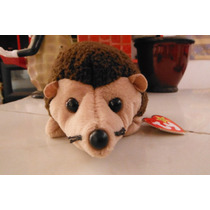 Peluche Prickles Ty Beanie Babies Juguete Puercoespin