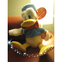 Pato Donald Muñeco De Peluche Parlante!!!! Disney Store