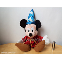 Peluche Mickey Mouse Aprendiz De Brujo 25 Cm Fantasía Dy162