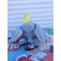 R1 #155 Peluche Dumbo Mide 43cm De Disney