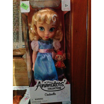 Cenicienta Animator Bebe Brave Valiente Muñeca Disney Store