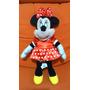 Disney Peluche Minnie Mouse Mimí 40 Cm. Original Toy Factory